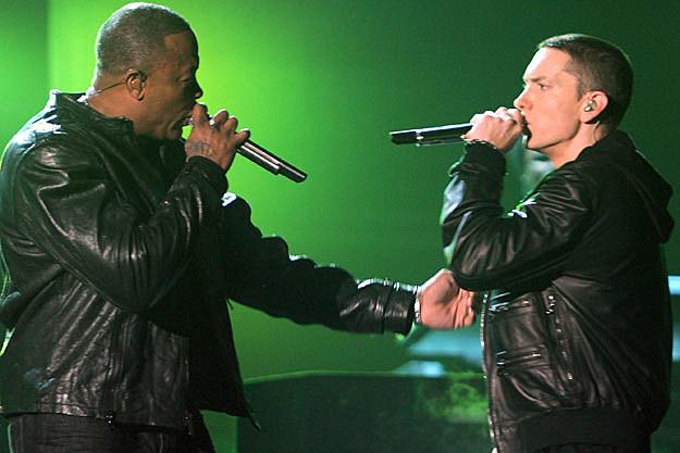 Dr Dre Eminem