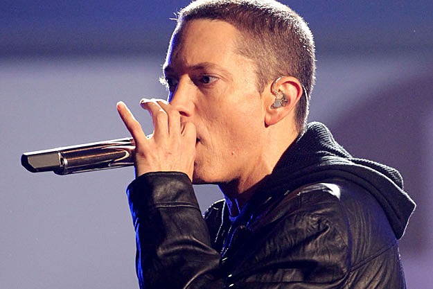 Eminem's inspirational 'Not Afraid' won the 2011 Grammy Award for Best Rap