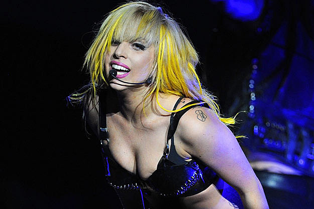 Lady Gaga Monster Ball Tour