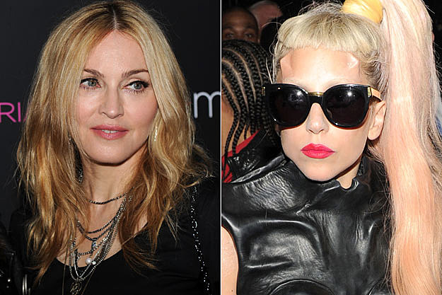 Madonna opina: ''Lady Gaga no es Britney Spears''