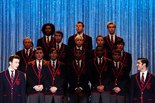 'Glee' The Warblers