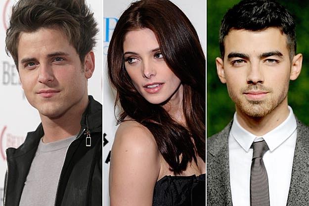 Jared Followill Ashley Greene Joe Jonas