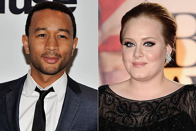 John Legend Adele