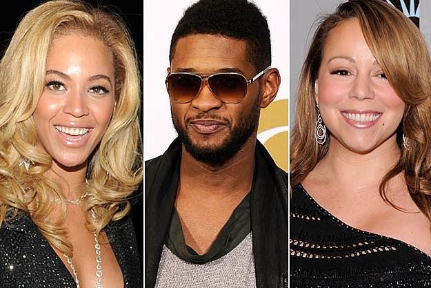 Usher And Beyonce