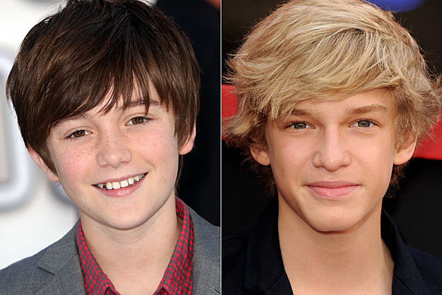 Greyson Chance, Cody Simpson