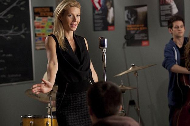 Gwyneth Paltrow 'Glee'