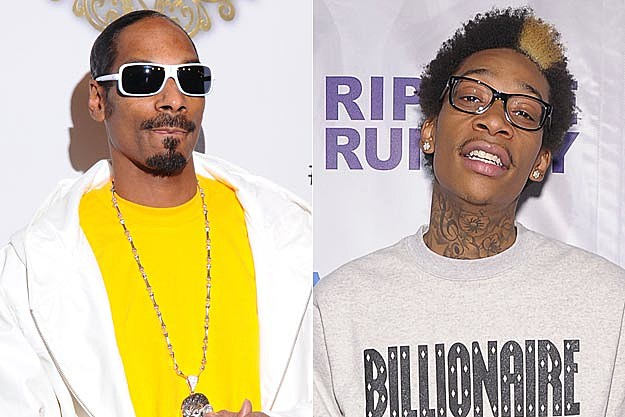Snoop Dogg, Wiz Khalifa