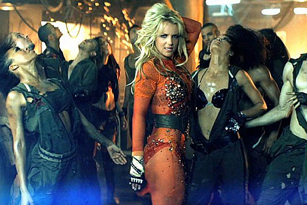 Britney Til the World Ends Video