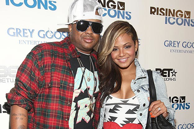 Christina Milian The Dream