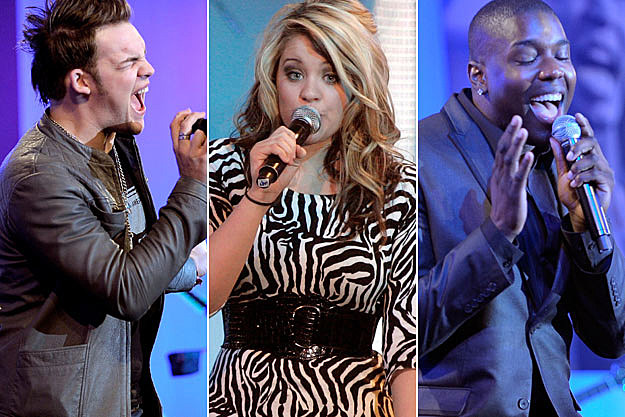James Durbin Lauren Alaina Jacob Lusk