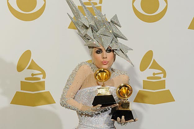 Lady Gaga Grammy