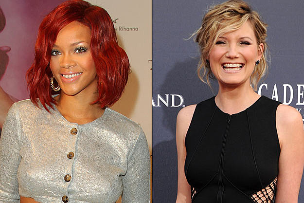 Rihanna Jennifer Nettles