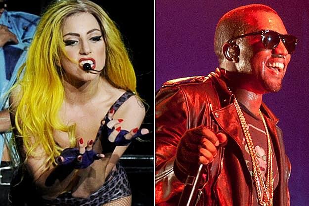 Lady Gaga / Kanye West
