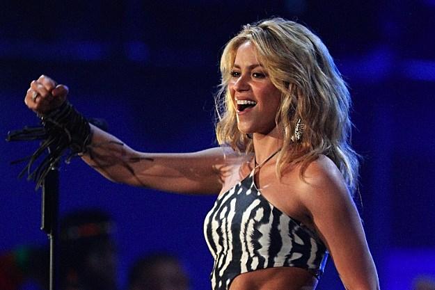 Shakira Rabiosa