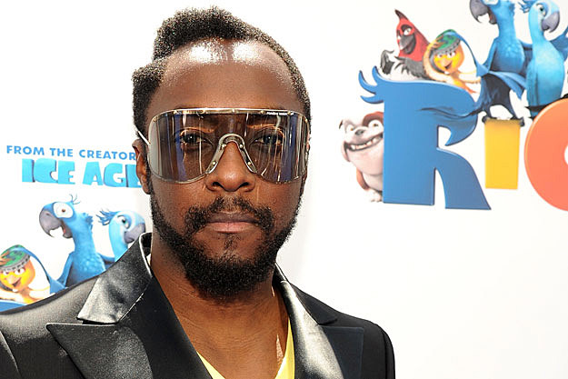 will.i.am Drop It Low Rio Movie