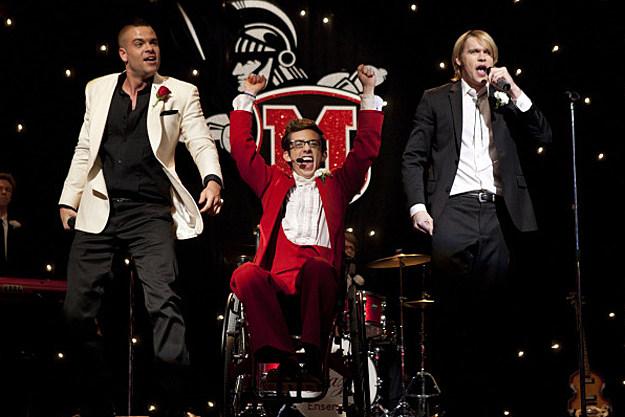 'Glee' 'Prom Queen'