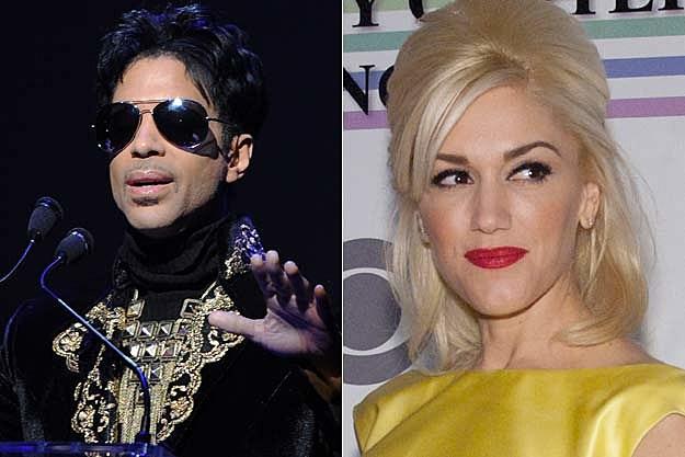 Prince, Gwen Stefani