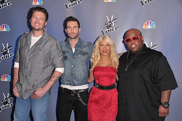 'The Voice' Coaches