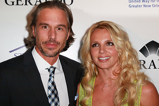 Jason Trawick Splits WIth Britney Spears Professionally