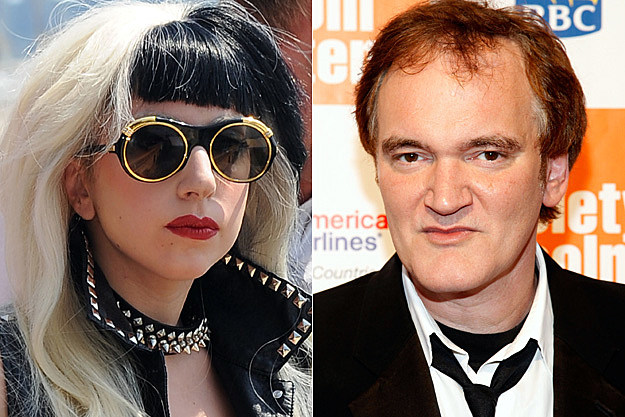 Quentin Tarantino Wants Lady Gaga for New Film