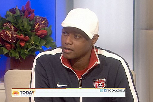 Javier Colon Today Show