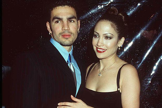 Ojani Noa and Jennifer Lopez