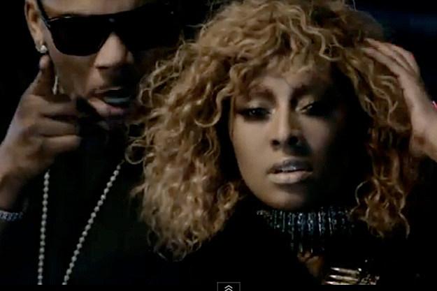 Keri Hilson Nelly Lose Control Video