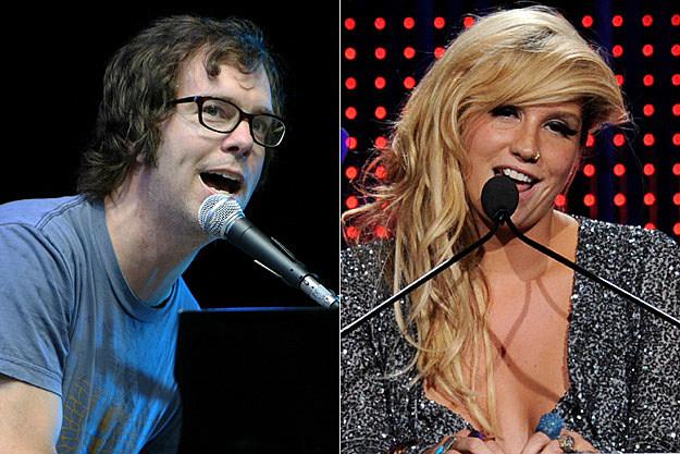 Ben Folds, Kesha