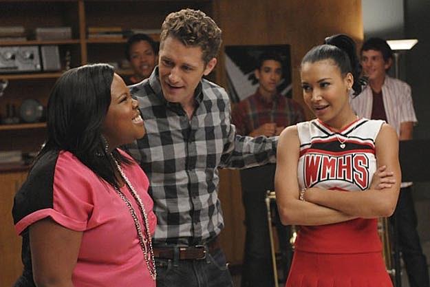 Mercedes Santana Glee