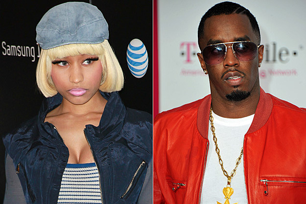 Nicki Minaj Fires Diddy and James Cruz
