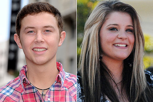 is scotty mccreery dating lauren alaina 2014 On october 3, 2011, the day before his debut album was scheduled to be released, gac premiered a tv special, introducing: scotty mccreery the album sold 197,000 on its debut week, and mccreery made history as the first country act to debut at no 1 on billboard 200 with their first studio album, as well as the youngest man to open at the.
