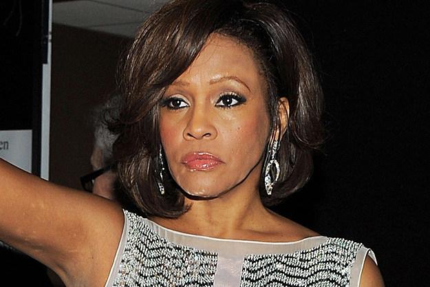 Whitney Houston Enters Rehab