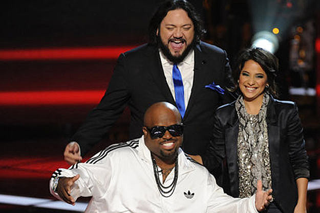 Cee Lo Green The Voice