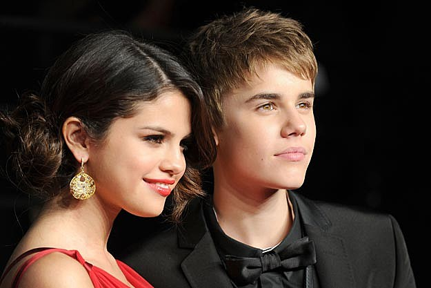 Justin bieber and selena gomez are officially in love that's