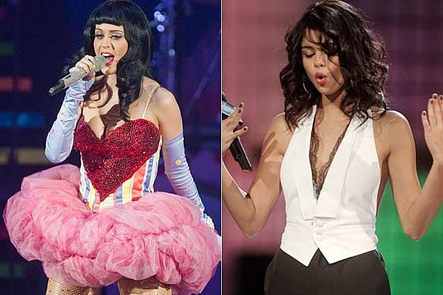Katy Perry Selena Gomez