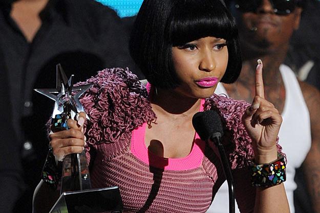 nicki minaj 2011 bet awards. Nicki Minaj BET