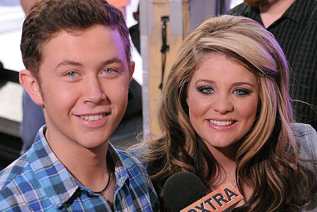 Is Scotty Mccreery Hookup Lauren Alaina 2018
