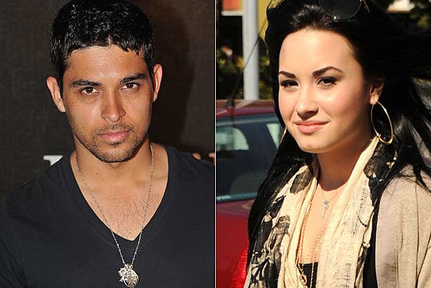 Wilmer Valderrama Demi Lovato
