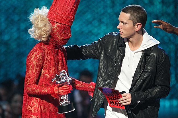 Lady Gaga and Eminem