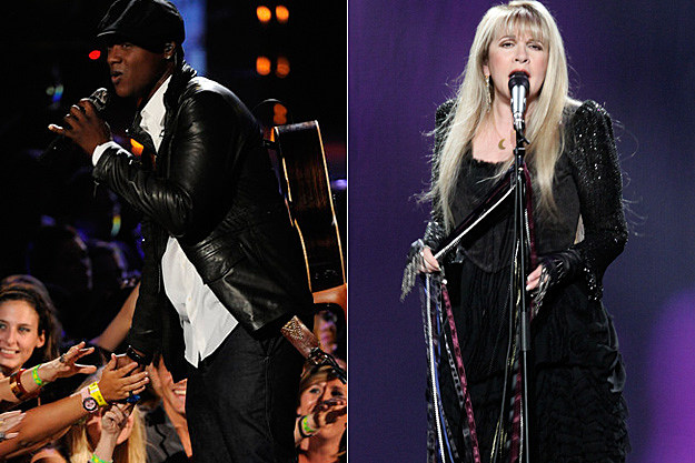 Javier Colon Stevie Nicks