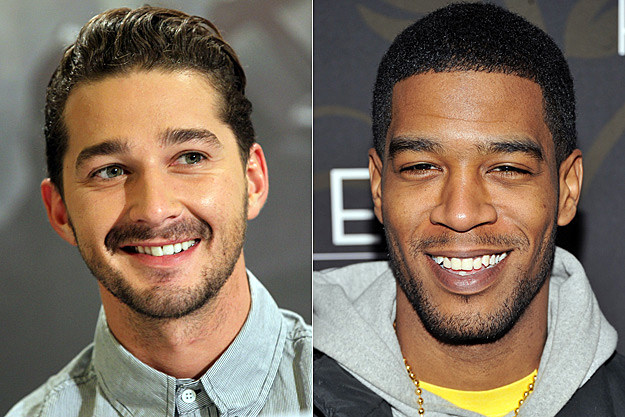Shia LaBeouf Talks About Connection to Kid Cudi
