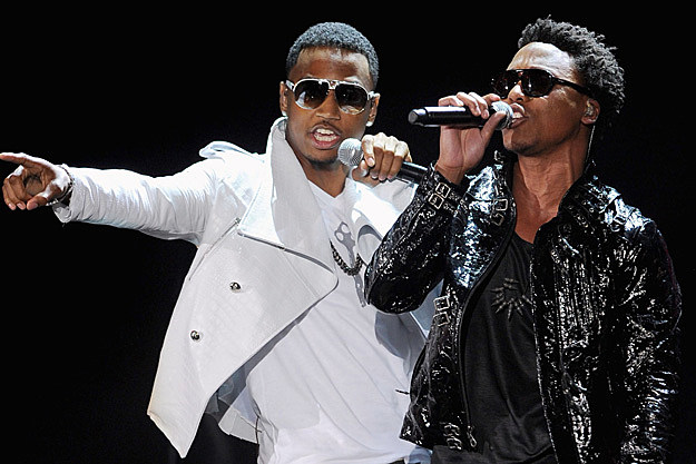 Lupe Fiasco Trey Songz 2011 MTV Movie Awards