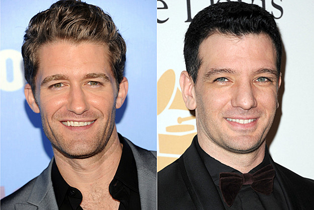 Matthew Morrison Sings This I Promise You With JC Chasez