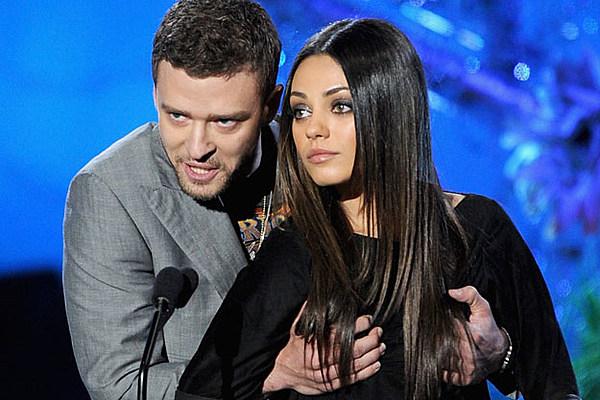 Justin Timberlake and Mila Kunis Get Their Grope   News