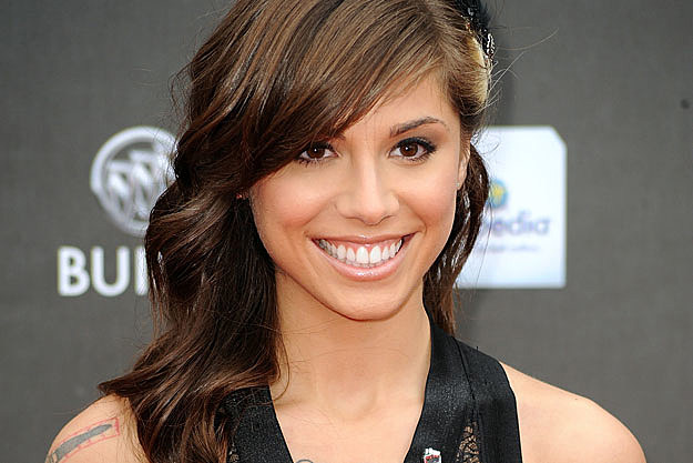 Christina Perri Dishes on Her Debut Album 'lovestrong.' and Her ...