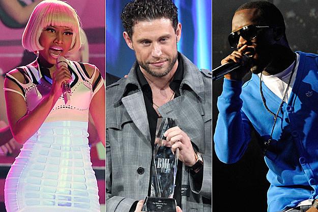 Nicki Minaj, J.R. Rotem, IYAZ