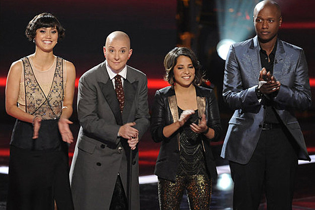 The Voice Final Four