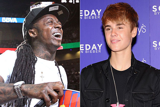 "Justin Bieber Collaborated With Lil Wayne ""Never Say Never"""