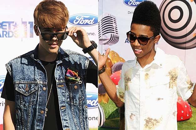 Justin Bieber Lil Twist