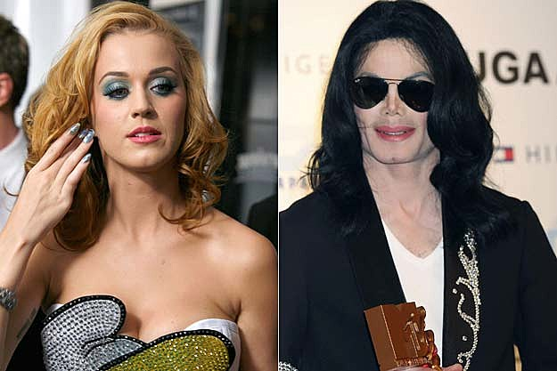 Katy Perry Michael Jackson